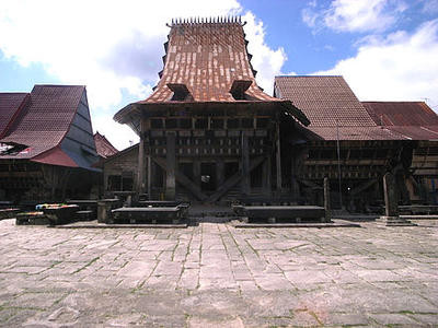 Conservation method for tropical asian wooden architecture