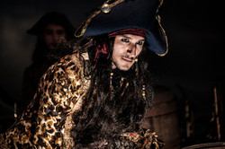 Piramania! The Swashbuckling Pirate Musical- Upstairs at the Gatehouse and Underbelly © scarab pictu