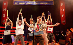 The 25th Annual Putnam County Spelling Bee- Liverpool Theatre School © Barry Mills