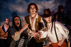 Piramania! The Swashbuckling Pirate Musical- Upstairs at the Gatehouse & Underbelly © scarab picture
