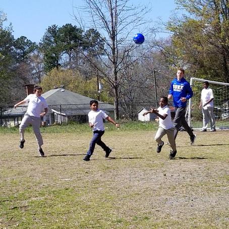 Newsletter Article - Volunteer Spotlight Dillon