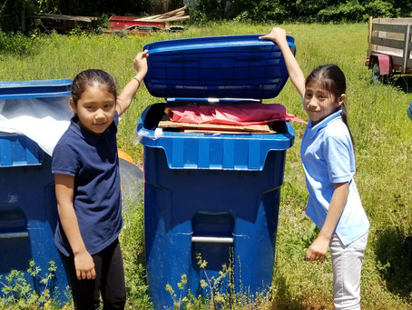 Taking Care of the Planet, One Recess at a Time