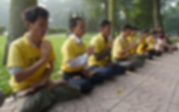 Phạm Xuân Giao lôi kéo học viên đến Đại sứ quán TQ