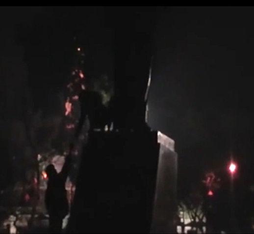 Nguyễn Doãn Kiên giật tượng Lenin bất thành