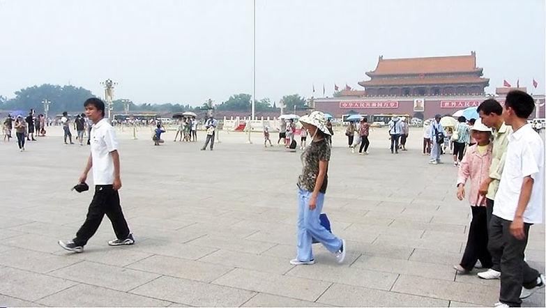Phạm Xuân Giao và đồng bon đi Trung Quốc