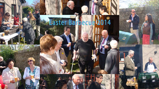Easter Barbecue 2014