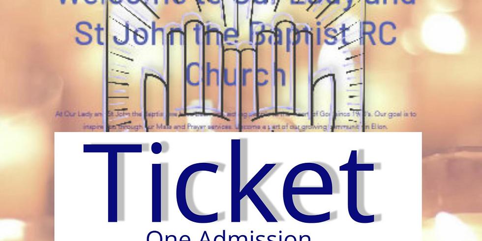 Sunday Mass 29th of November 2020 (Wk 19)
