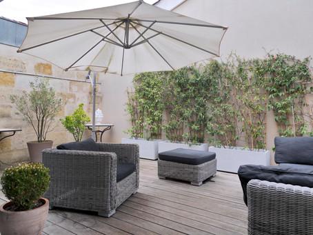 Chartrons : duplex de 120 M2 avec 3 chambres , 2 terrasses & 2 parkings !
