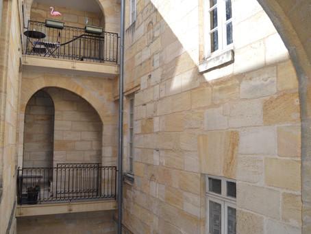 Appartement 2 chambres 70 m2 dernier étage Basilique Saint Michel