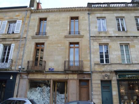 Chartrons / Rue notre dame : superbe Immeuble de 280 m2 avec 2 terrasses