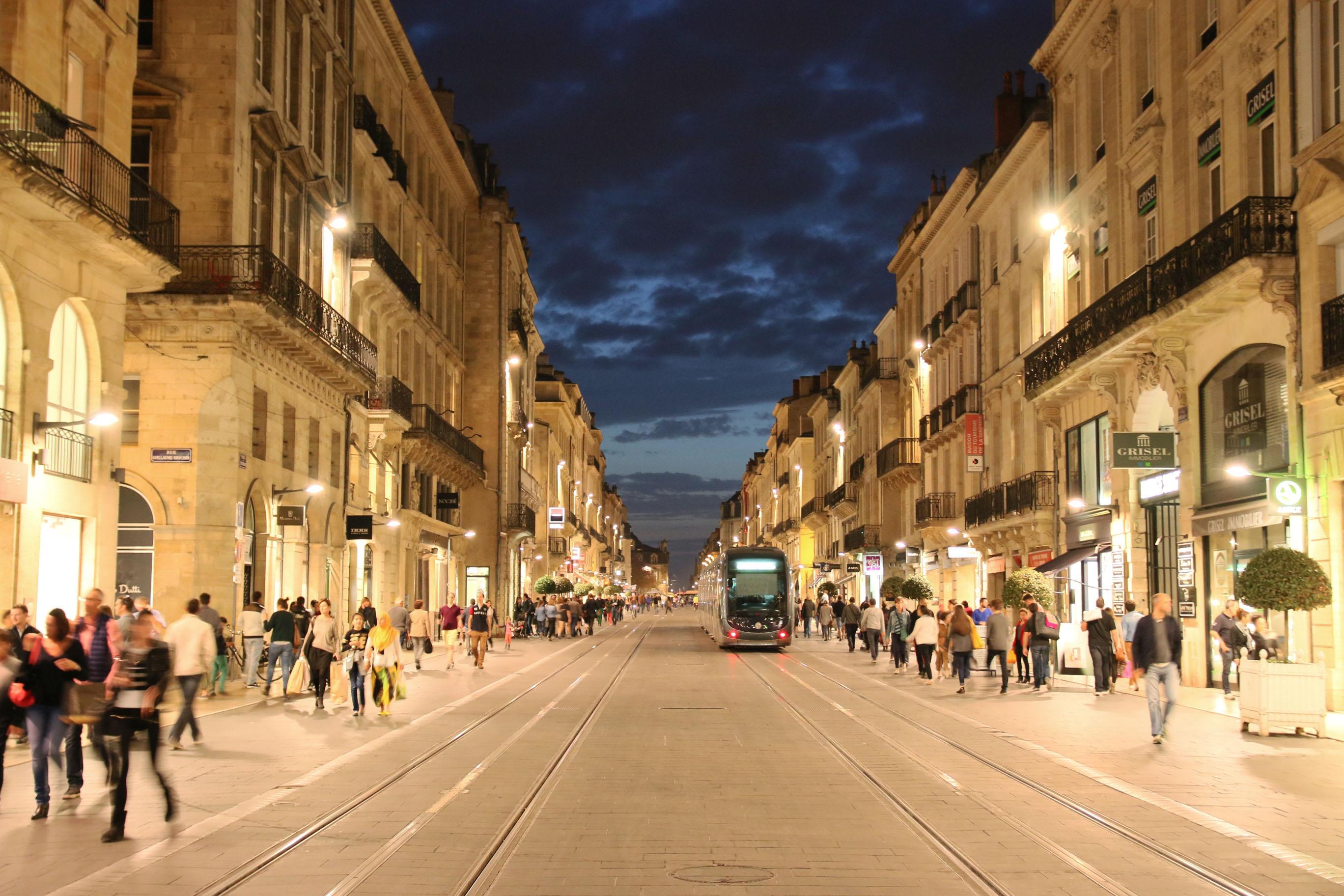Cours Intendance Bordeaux