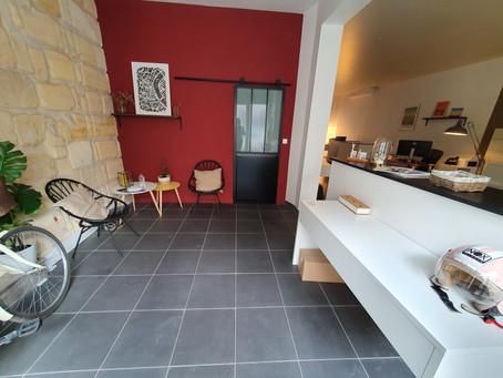 Fondaudège - marie brizard : Loft et/ou bureau de 103 m2 (double destination)