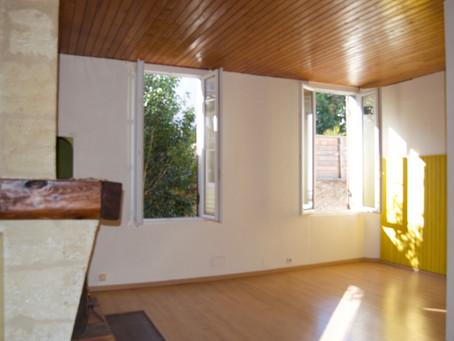 Chartrons / Saint Martial : Appartement 2 pièces 55m2