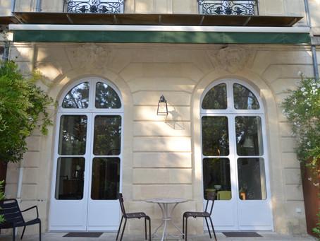 Hôtel particulier de 420 m2 sur le Jardin Public