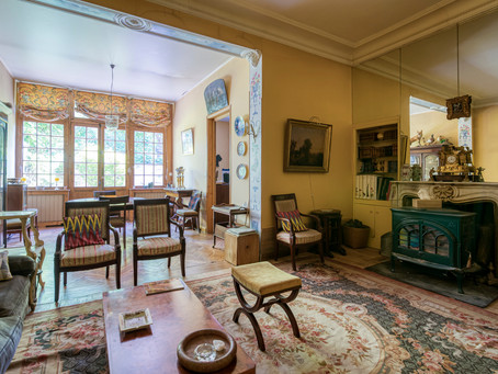 Fondaudège/Jardin Public : Maison familiale 5 chambres avec jardin
