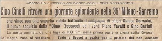 1943 Cinelli