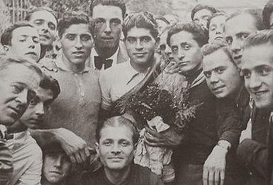 1935 Cino e Giotto Cinelli.jpg