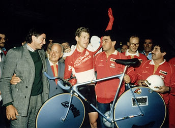 1985 Record dell'ora Orsted a Bassano.jp