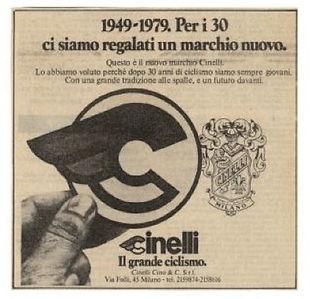 logo cinelli