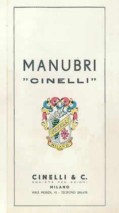 Cinelli Manubri 1948