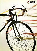Cinelli Bicycles 1981
