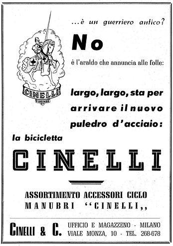 1946 Cinelli