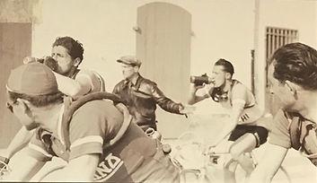 1943 Cinelli passaggio ad Alassio