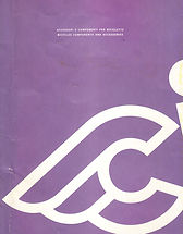 Catalogo Cinelli 86
