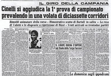 1939 Cinelli