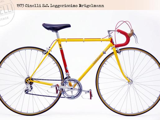 1973 - Cinelli SC Leggerissimo Brügelmann