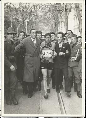 1943 arrivo Milano Sanremo