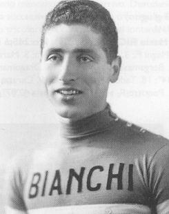 1940 Cinelli - Bianchi team