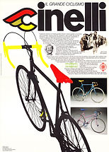 catalogo 1982 Cinelli