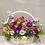 Thumbnail: 0348 корзина с цветами