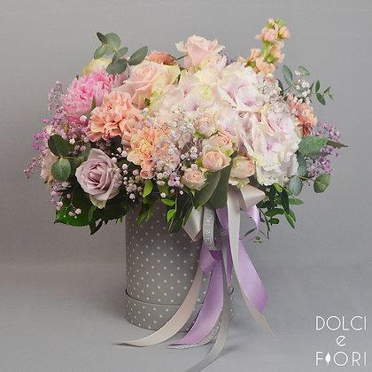 0336 коробка цветов