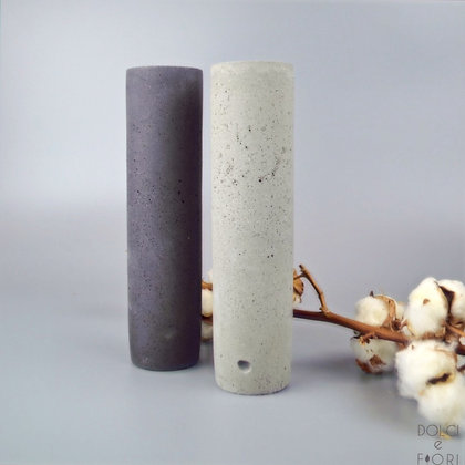 0435 ваза бетонная