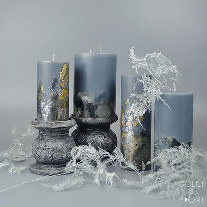 0446 свеча ручной работы