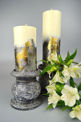 0444 свеча ручной работы