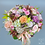 Thumbnail: 0450 цветы в коробке