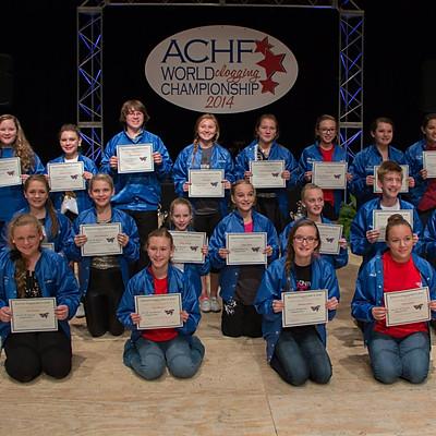 Junior All American Teams