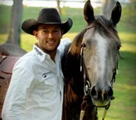 Dressage Meets International Horseman Dan James