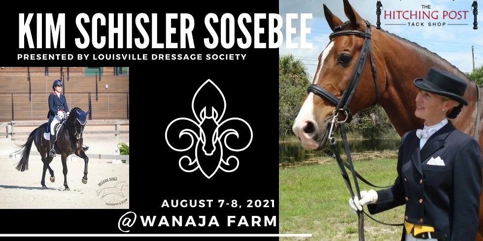 Kim Schisler Sosebee Clinic