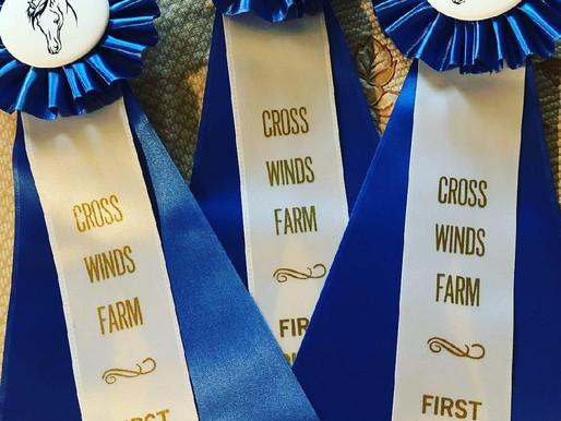Crosswinds Farm Schooling Show