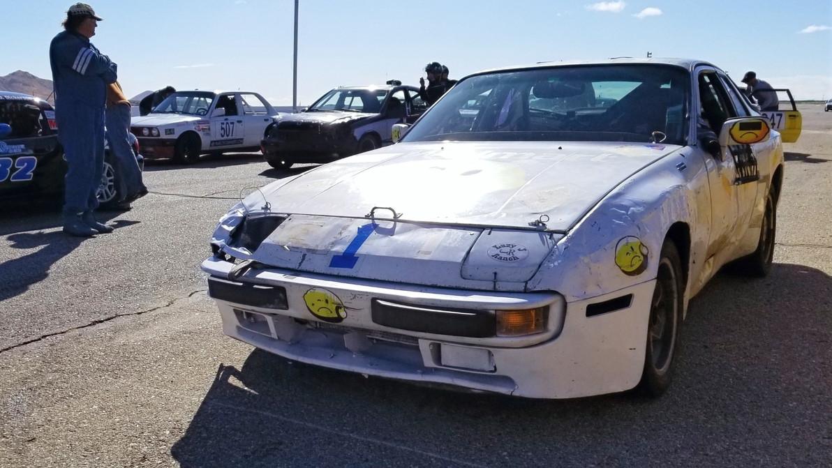 Our 'new' Porsche 944