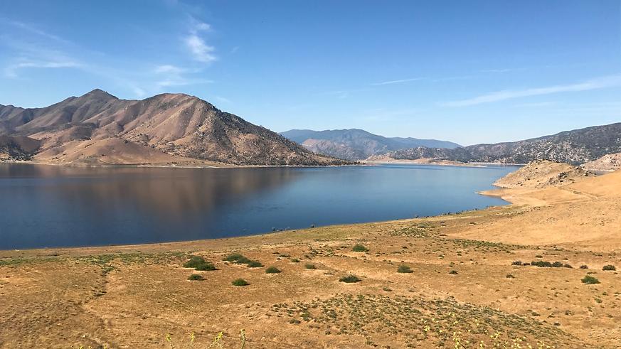 Lake Isabella WS