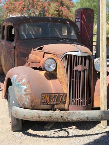SoCal Old Car