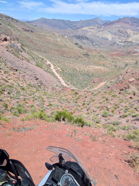 Red Rock pass