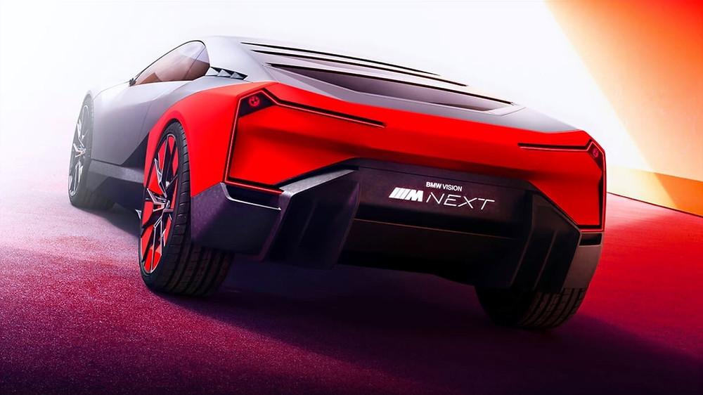 The BMW Vision M NEXT concept