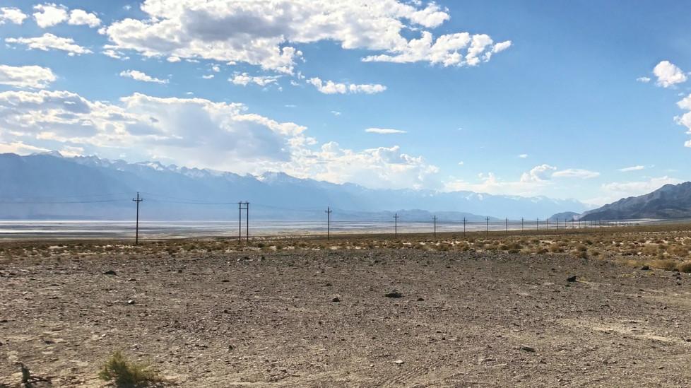 The Sierra Nevada Rift