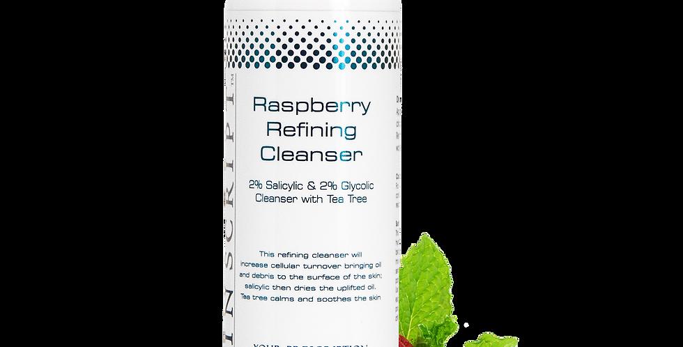 Skin Script Raspberry Refining Cleanser 2 oz, 6.5 oz